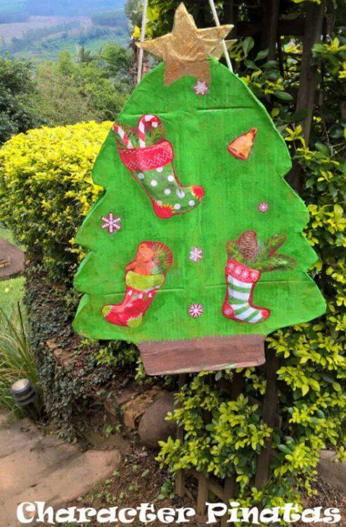 Christmas Pinata.Christmas Pinatas Pietermaritzburg Character Pinatas